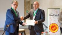 BUYFOOD 2021 - Premiazione Consorzio per la Tutela del Formaggio Pecorino Romano