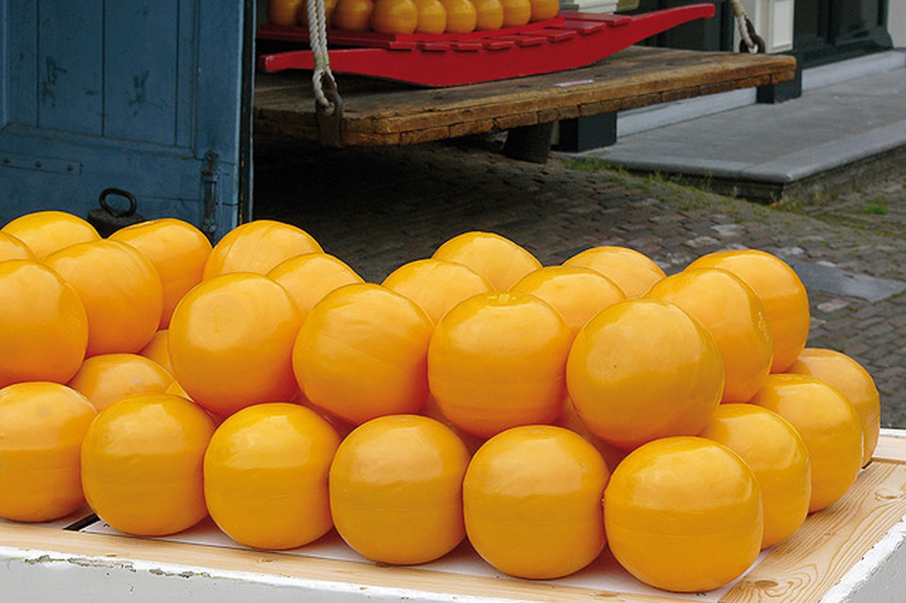 Edam Holland IGP foto-1